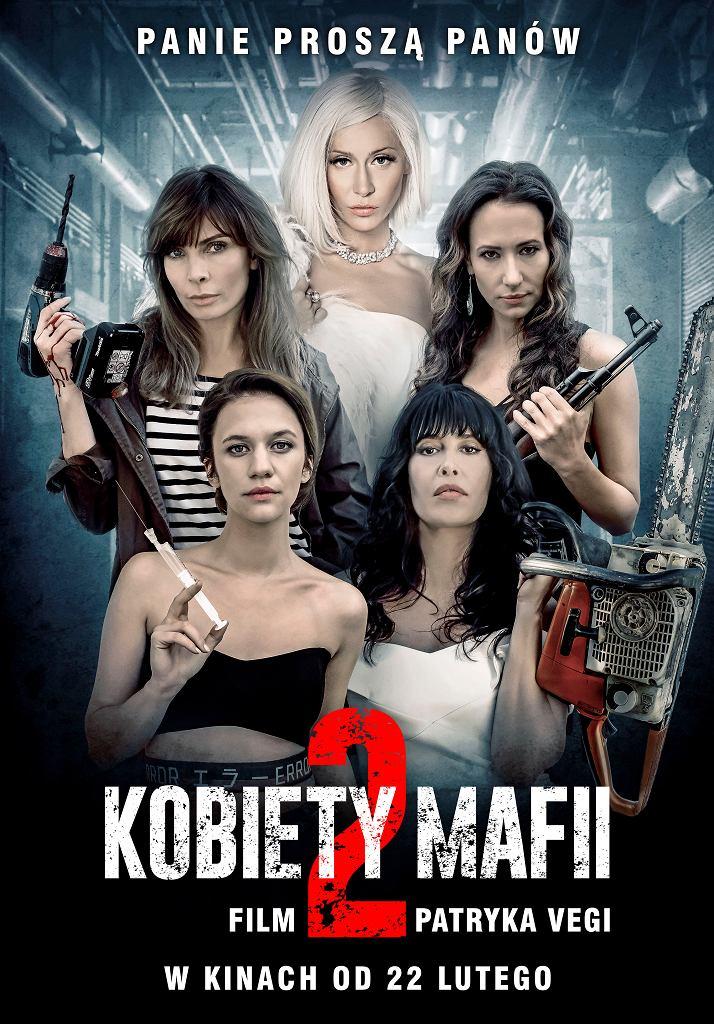 Kobiety mafii 2 / plakat, mat. promocyjne