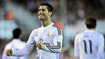Eibar - Real Madryt. Cristiano Ronaldo