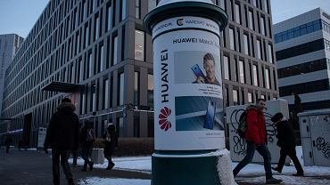 Siedziba firmy Huawei w Warszawie