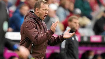 Bayern został z jednym skrzydłowym! Co zrobi Julian Nagelsmann?