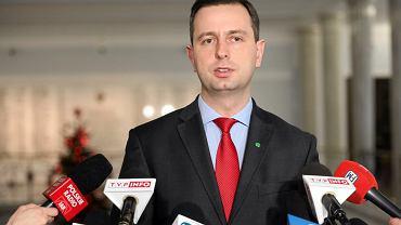 Stanisław Kosiniak-Kamysz w Sejmie