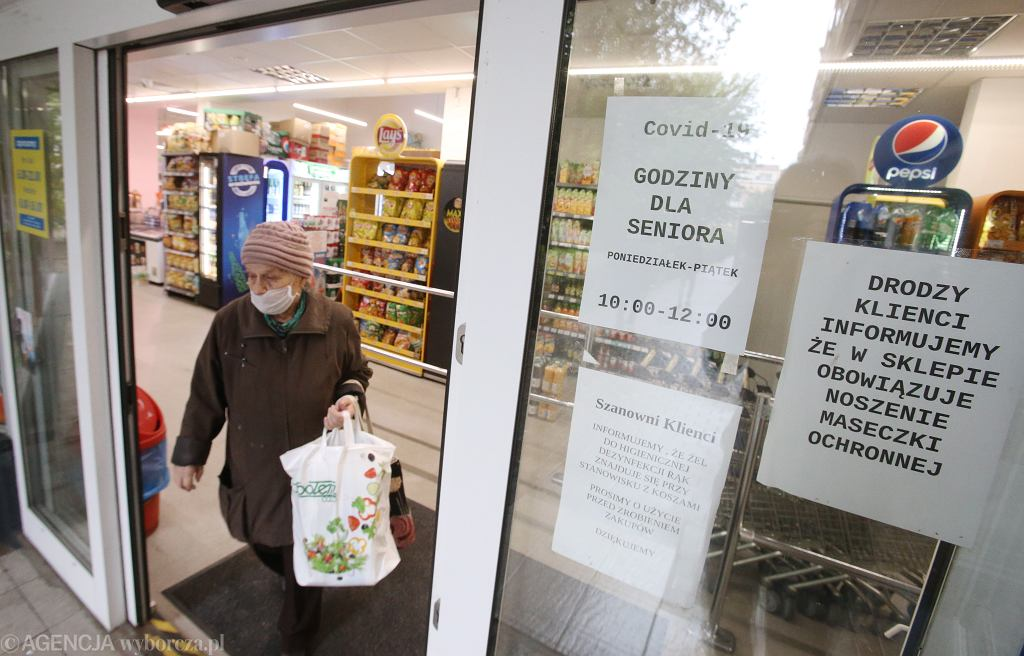 Koronawirus i zwyczaje zakupowe Polaków.