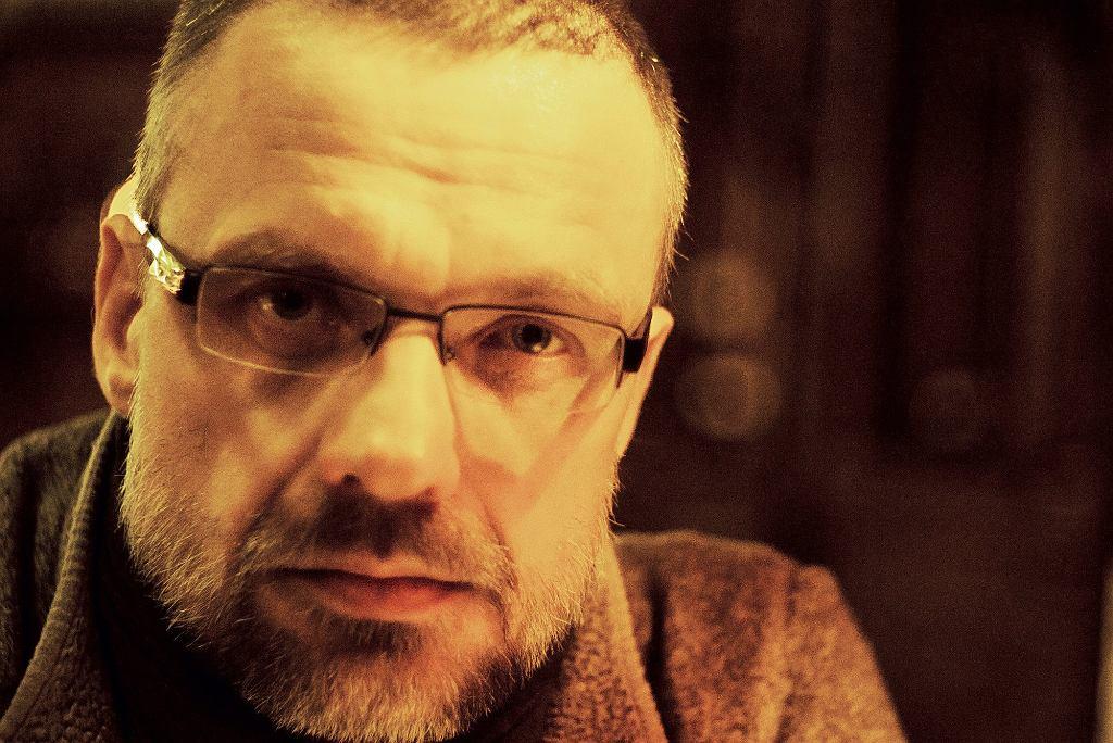 Wojciech Kruczyński, psycholog i terapeuta