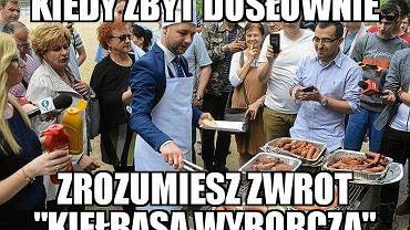 Patryk Jaki prezydentem Warszawy - memy