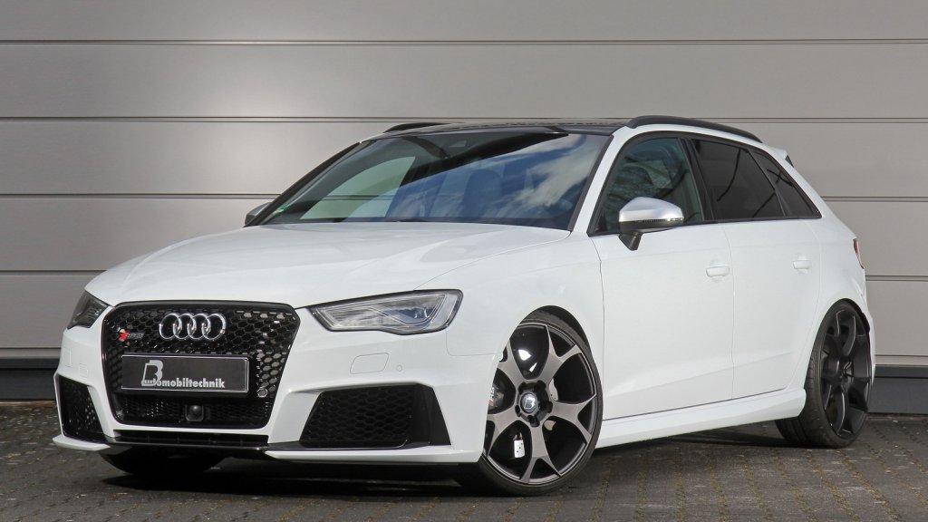 Audi RS3 B&B