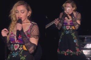 Madonna w Sztokholmie