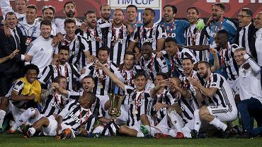Juventus po zdobyciu mistrzostwa