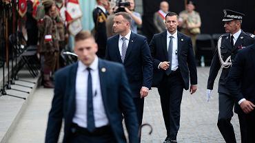 W Warszawie obowiązuje stan ALFA i BETA-CRP. Będą utrudnienia i większe kontrole na granicy