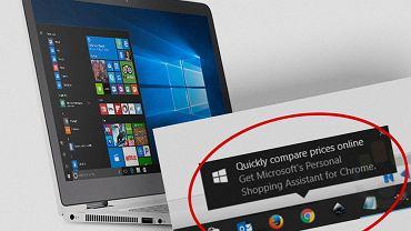 Reklamy w Windows 10? To możliwe