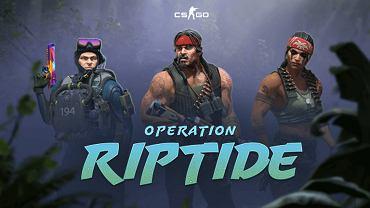 Operacja Riptide pojawiła się wraz z nową aktualizacją CS:GO.