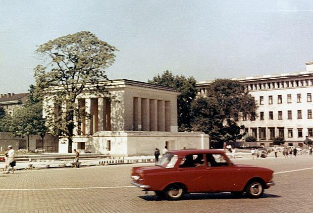 Muzeum Georgija Dymitorwa w Bułgarii w 1969 r.