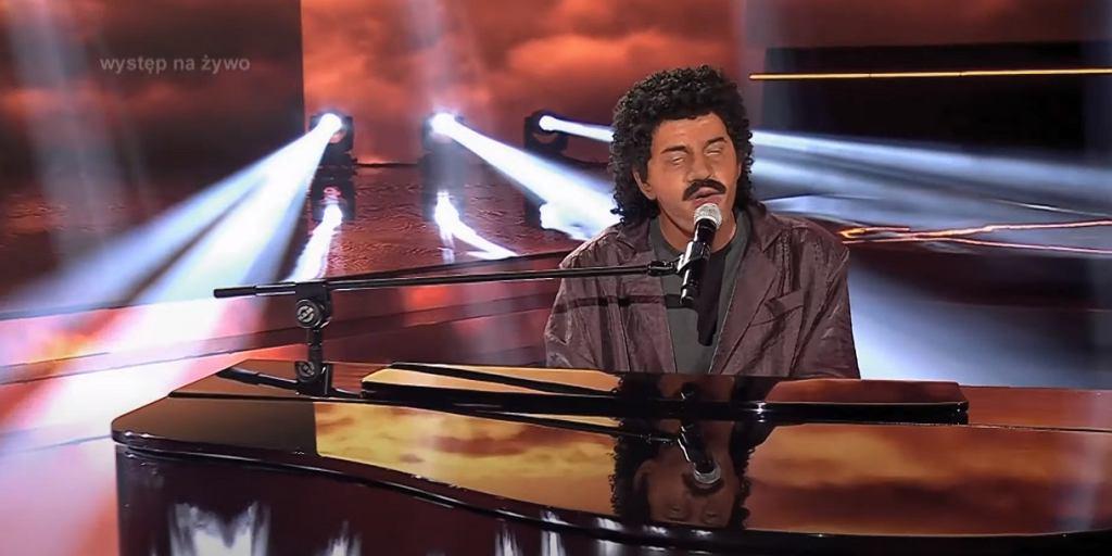 Robert Janowski jako Lionel Richie - Twoja Twarz Brzmi Znajomo