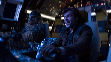 'Han Solo: Gwiezdne wojny - historie', reż. Ron Howard