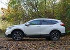 Honda CR-V Hybrid - motoPremiera. Jeden z najpopularniejszych SUV-ów świata jako hybryda