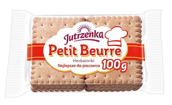 Desery i ciasta z herbatnikami Petit Beurre Jutrzenka