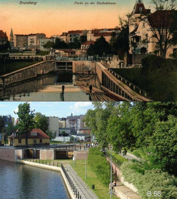 Zdjęcie numer 21 w galerii - Tak zmieniła się Bydgoszcz. Jeszcze więcej mistrzowskich porównań zdjęć