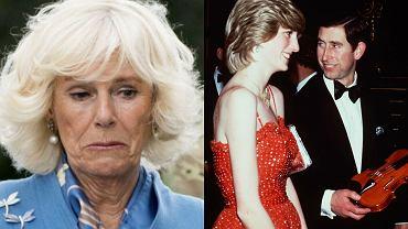 Księżna Camilla, księżna Diana, książę Karol