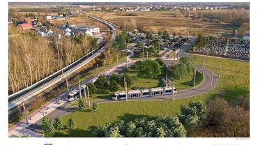 Miasto kupiło grunt i przy planowanej pętli tramwajowej wybuduje parking dla 174 samochodów.