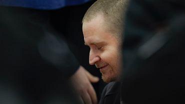 Były wojskowy Miroslav Marczek, który przyznał się do zabójstwa Jana Kuciaka i jego narzeczonej