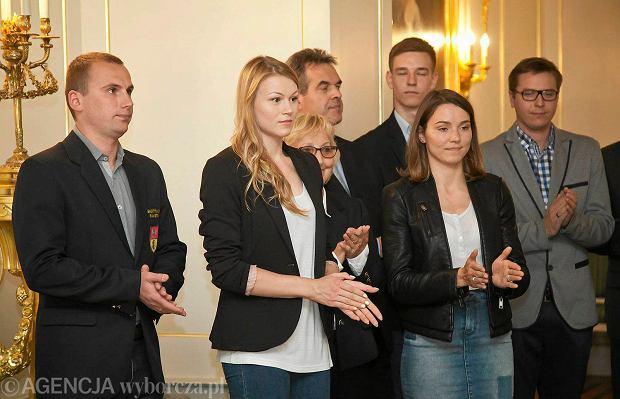 Prezydent Białegostoku nagrodził najlepszych sportowców