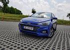 Opinie Moto.pl: Hyundai i20 1.2 MPI - w sam raz do miasta