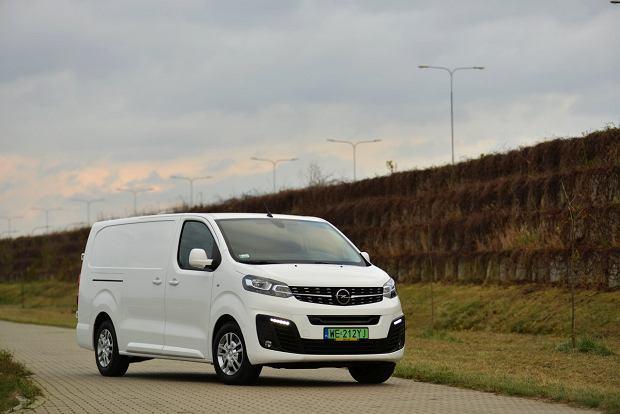 Opinie Moto.pl: Opel Vivaro-e - Elektryczny dostawczak nie tylko do miasta
