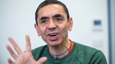 Ugur Sahin, CEO of Biontech