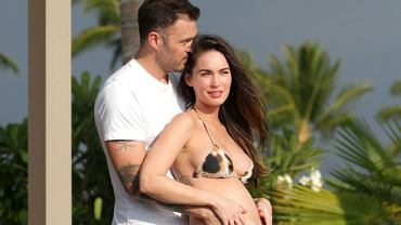 Megan Fox, Brian Austin Green.