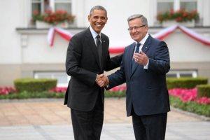 W Polsce rozpoczęły się obchody 25-lecia polskiej wolności. Ćwierć wieku obalenia komunizmu świętować będą z Polakami m.in. prezydent USA, prezydent Niemiec oraz premier Kanady. Air Force One z Barackiem Obamą na pokładzie wylądował już w Warszawie.
