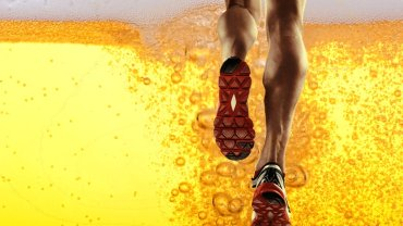 Ile może wypić biegacz? Obalamy mity o alkoholu!
