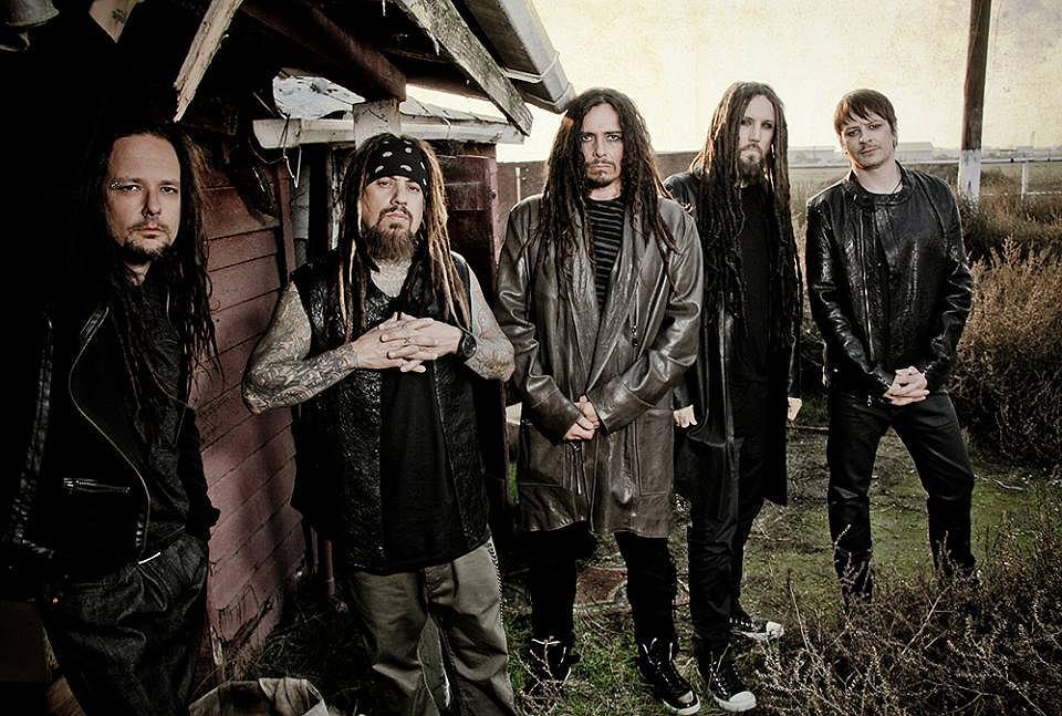 Muzycy Korn