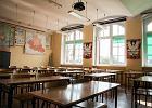 Strajk nauczycieli we Wrocławiu. Zbuntowali się nawet w szkole kuratora oświaty