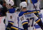 Mecz NHL przerwano po tym, jak Jay Boumweester nagle osunął się z ławki rezerwowych. Problemy z sercem?