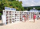 Zbudowali ją na plaży. To pierwsza taka biblioteka w Europie