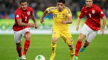 Edmar w meczu przeciwko Anglii