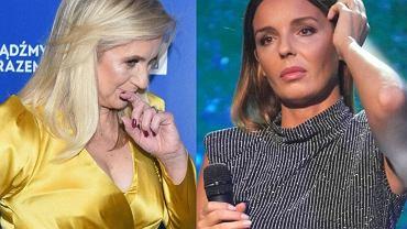 Marzena Rogalska odchodzi z TVP. Jej decyzję popiera Agnieszka Włodarczyk. Fani szybko dostrzegli, że sama jeszcze niedawno śpiewała na 'Walentynkowym Koncercie Życzeń'