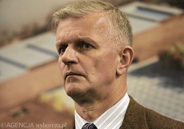 Wiceszef MSZ Janusz Cisek