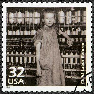 znaczek pocztowy, USA