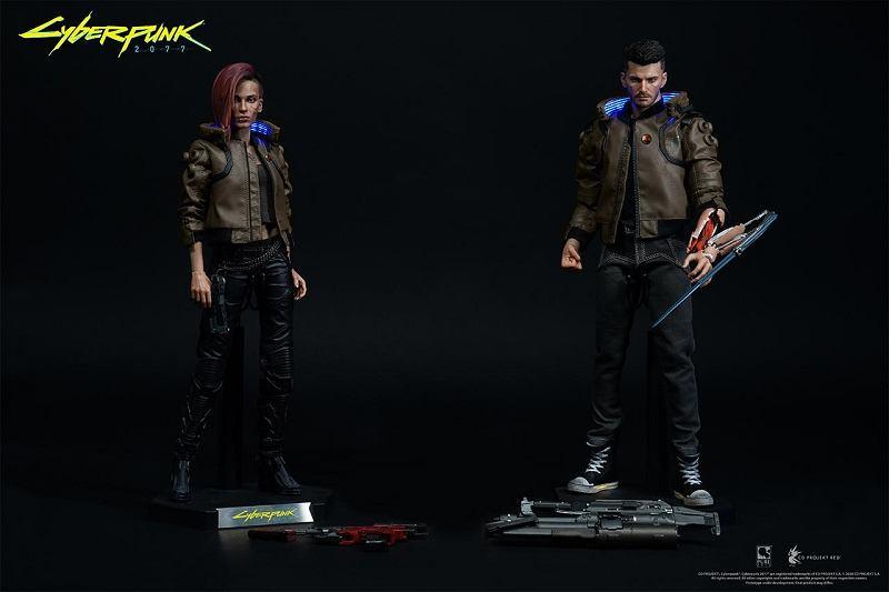 Figurki Cyberpunk 2077