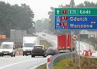 Co z dojazdem do autostrady A1? Węzeł do poprawki