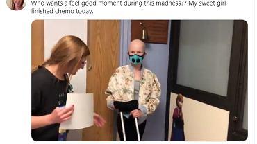 Dziecko w nowotworem