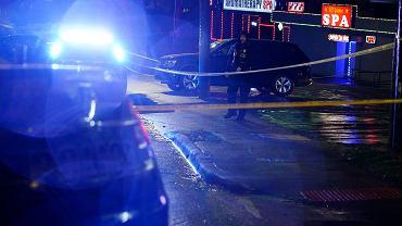 Strzelanina w Georgii