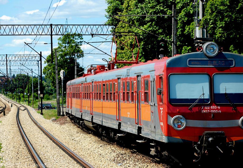 Kłopoty z pociągami do Leszna zdarzają się ostatnio niemal w każdym tygodniu