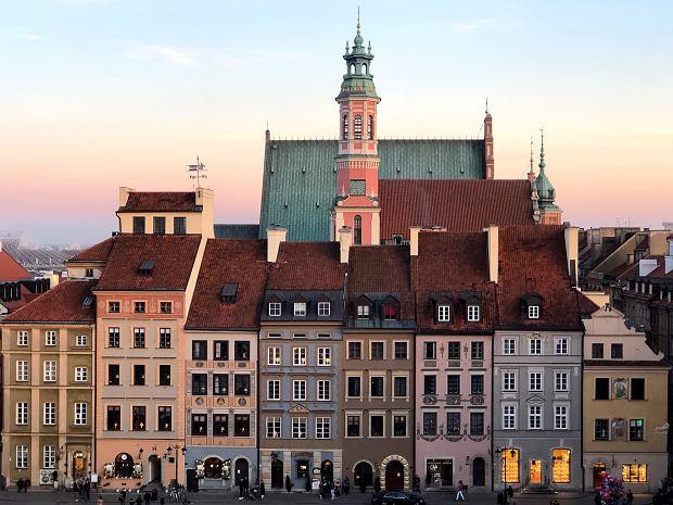"""Warszawa doceniona w prestiżowym rankingu. """"Polska perełka emanuje kolorowym, gotyckim urokiem"""""""