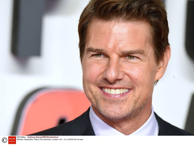 Mandatory Credit: Photo by Anthony Harvey/REX/Shutterstock (9761296ba)  Tom Cruise  Mission Impossible: Fallout film premiere, London, UK - 13 Jul 2018