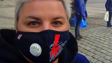 Marta Listwan, założycielka grupy Widzialna Ręka we Wrocławiu