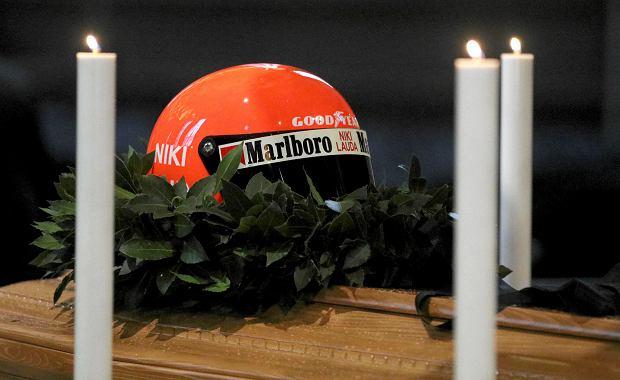 Niki Lauda został pożegnany. Plejada gwiazd F1 pojawiła się na ceremonii żałobnej