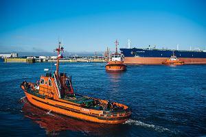 Armada tankowców z tanią ropą naftową płynie do gdańskiego Naftoportu