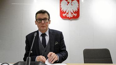IPosiedzenie Sejmowej Komisji Sprawiedliwosci i Praw Czlowieka w Warszawie