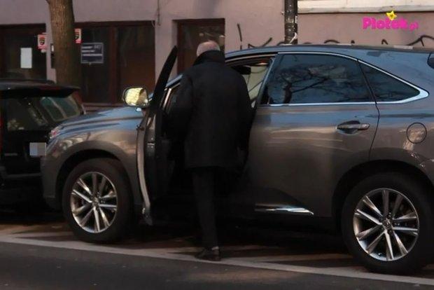 Jerzy Stuhr, auto